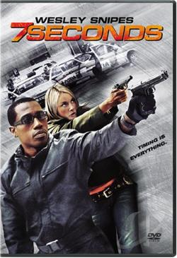 7 Seconds DVD Cover Art