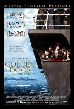 Golden Door DVD Cover Art