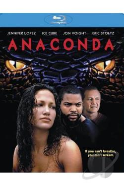 Anaconda BRAY Cover Art
