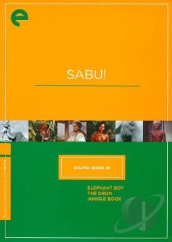 Sabu! DVD Cover Art
