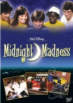 Midnight Madness DVD Cover Art
