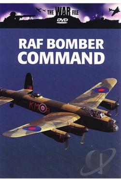 War File - Raf Bomber Command DVD Cover Art
