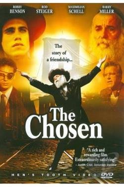 Chosen DVD Cover Art