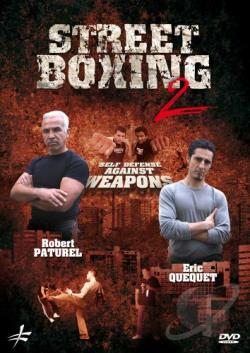 Street Boxing 2: Self Defense Against Weapons DVD Cover Art
