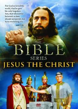 Jesus the Christ DVD Cover Art