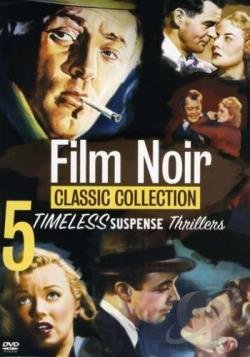 Film Noir Classics Collection - Vol. 1 DVD Cover Art