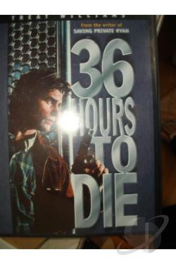 36 Hours to Die DVD Cover Art