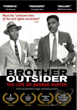 Brother Outsider: The Life of Bayard Rustin DVD Cover Art