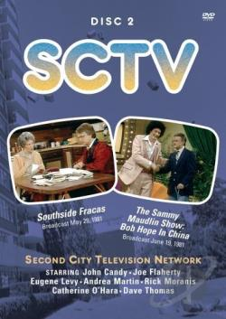 SCTV - Disc 2 DVD Cover Art