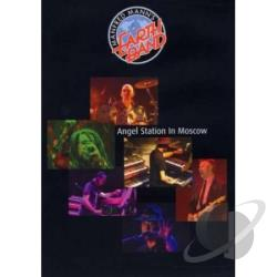 Manfred Mann's Earth Band - Angel Station Live in Moscow 2001 DVD Cover Art