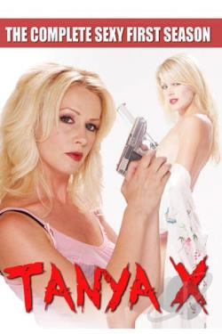 Tanya X - The Complete First Season DVD Cover Art
