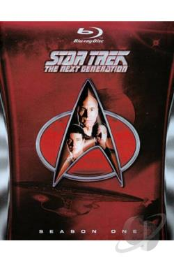 Star Trek: The Next Generation - Season 1 BRAY Cover Art