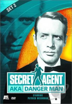 Secret Agent - Set 2 DVD Cover Art