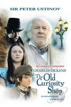 Old Curiosity Shop DVD Cover Art