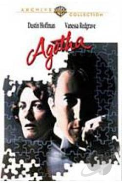 Agatha DVD Cover Art