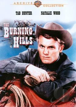 Burning Hills DVD Cover Art