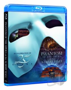 Phantom of the Opera at the Royal Albert Hall BRAY Cover Art