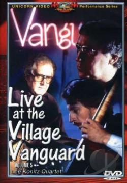 Live At The Village Vanguard - V. 5 DVD Cover Art