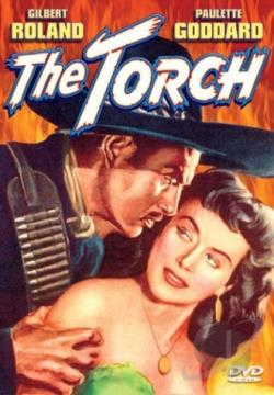 Torch DVD Cover Art