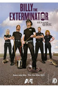 Billy the Exterminator movie
