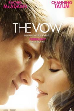 Vow DVD Cover Art