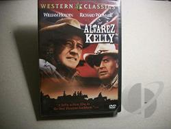 Alvarez Kelly DVD Cover Art