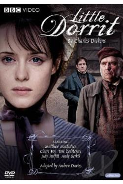 Little Dorrit DVD Cover Art