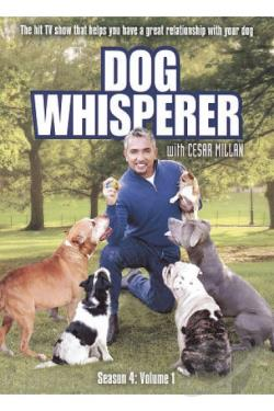 Dog Whisperer with Casar Millan: Season 4, Vol. 1 DVD Cover Art