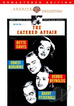 Catered Affair DVD Cover Art