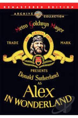 Alex in Wonderland DVD Cover Art