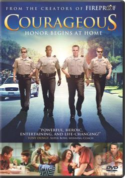 Courageous DVD Cover Art
