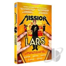 Mission To Lars DVD Cover Art