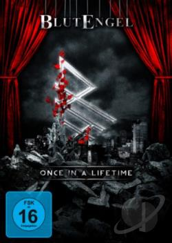 Blutengel: Once in a Lifetime DVD Cover Art