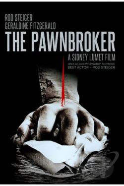 Pawnbroker DVD Cover Art
