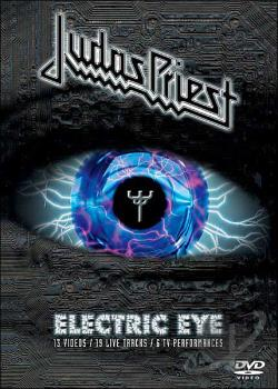 Judas Priest - Electric Eye DVD Cover Art