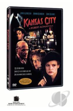 Kansas City DVD Cover Art