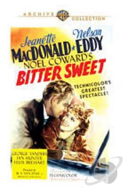Bitter Sweet DVD Cover Art
