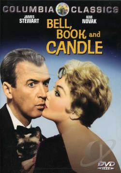 Bell, Book and Candle DVD Cover Art