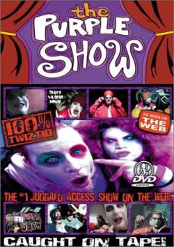 Twiztid - Purple Show DVD Cover Art