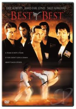 Best of the Best DVD Cover Art