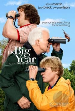 Big Year DVD Cover Art