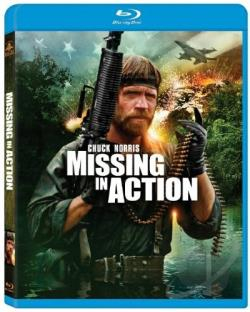Missing in Action BRAY Cover Art