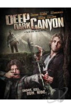 Deep Dark Canyon DVD Cover Art