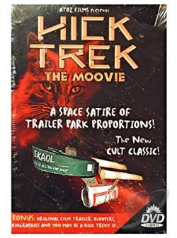 Hick Trek: The Moovie DVD Cover Art