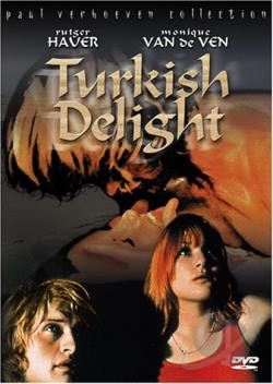 Turkish Delight DVD Cover Art