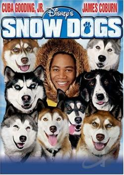 Snow Dogs DVD Cover Art