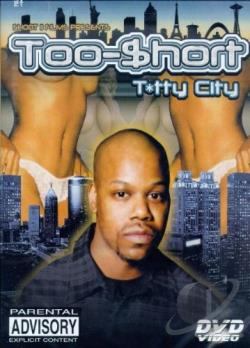 Too Short - Titty City DVD Cover Art