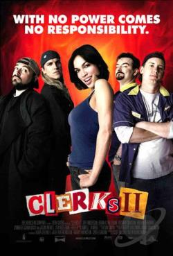 Clerks II DVD Cover Art