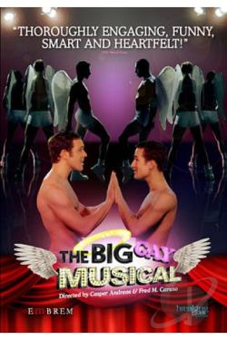 Big Gay Musical DVD Cover Art