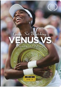 Venus Vs. DVD Cover Art
